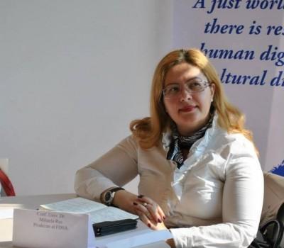 Prof. univ. dr. Mihaela Rus